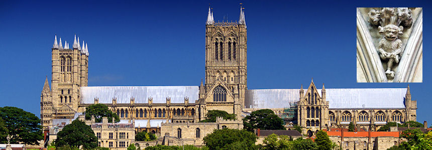 The Imp of Lincoln Cathedral